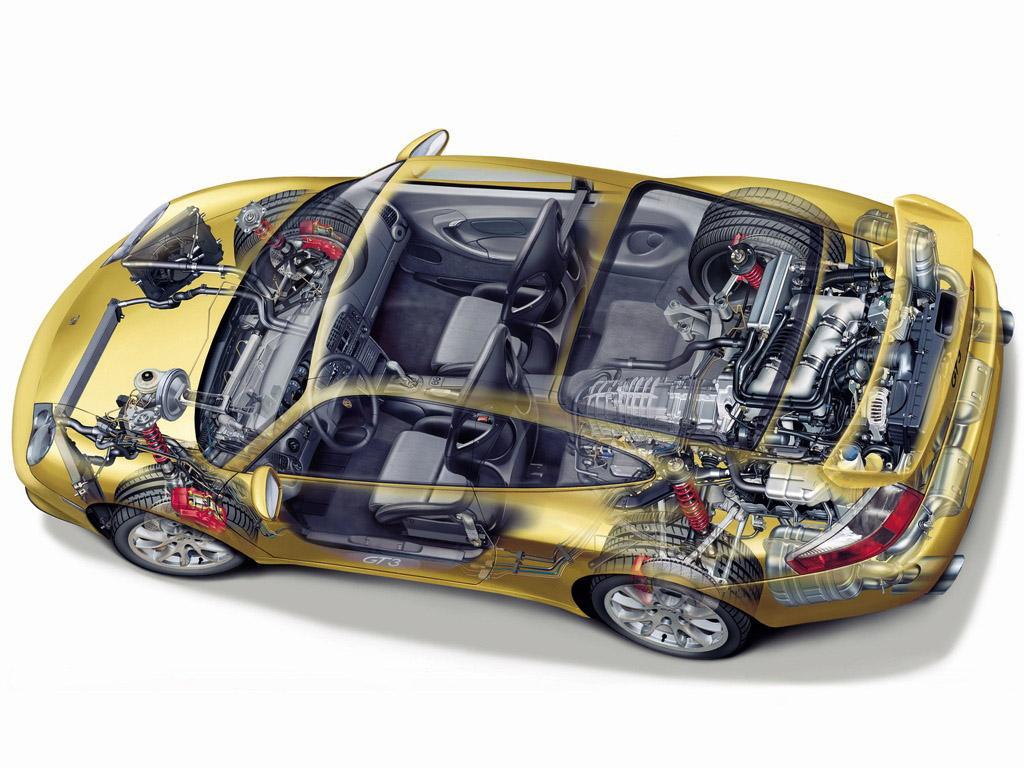 汽修管理软件——洗车/美容计时刷卡系统